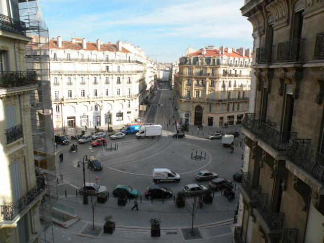 Limoges Place Carnot Place Carnot et Rue Colbert